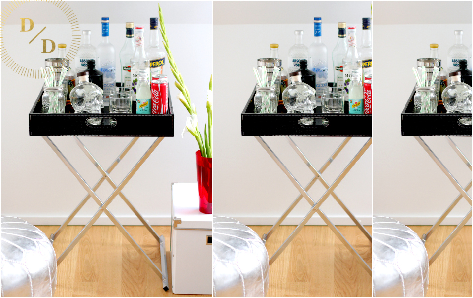 Bar Tray 101 – Styling Tipps