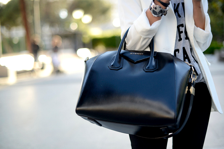 Dream Bags in Black | The Daily Dose
