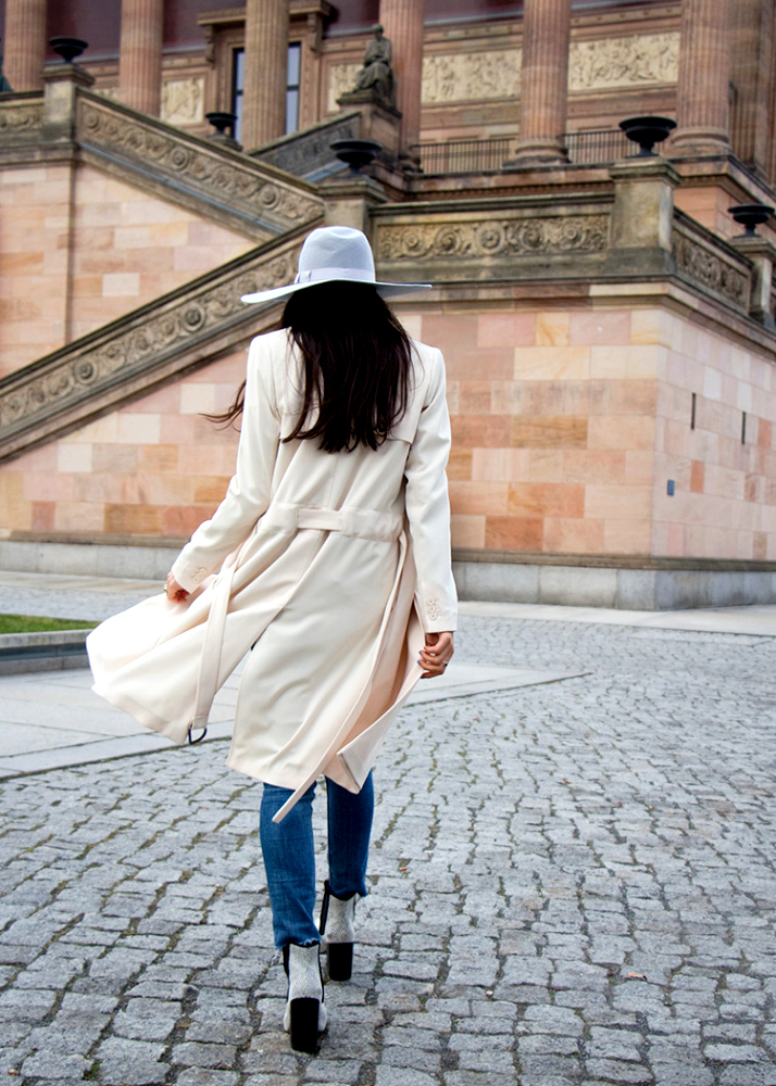 Spring Trend: Trenchcoats | The Daily Dose