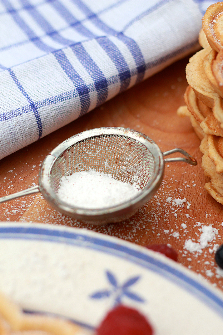 Cinnamon Waffles | The Daily Dose