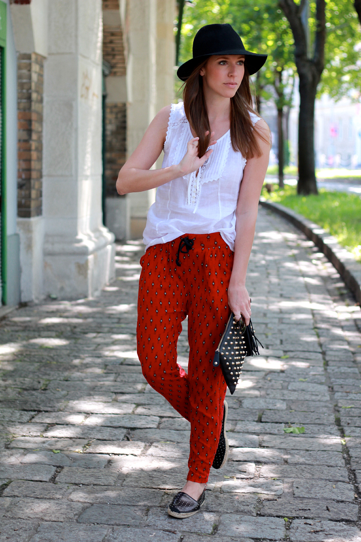Harem Pants   The Daily Dose