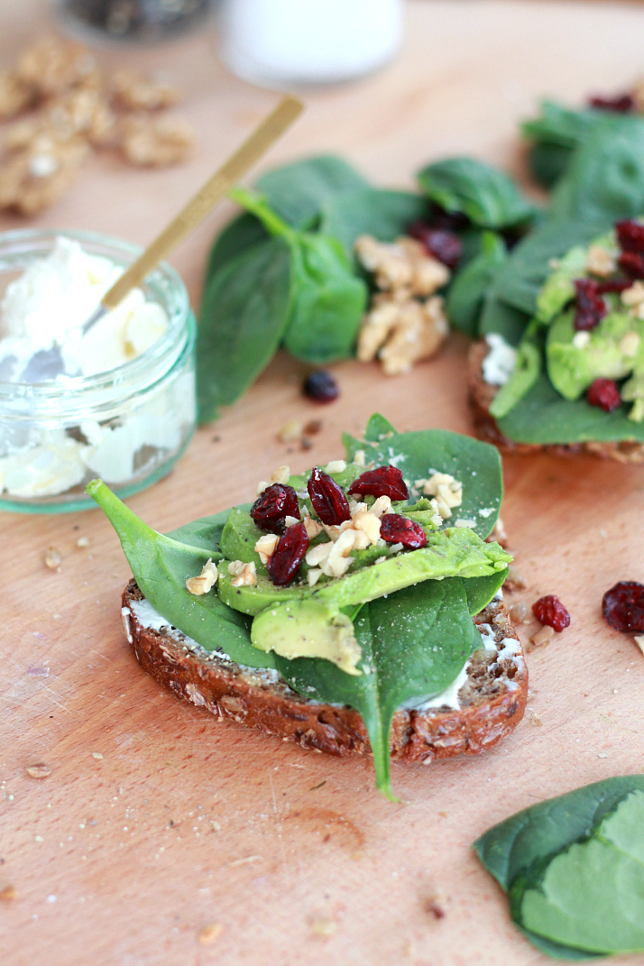 Healthy Lunch Sandwich | The Daily Dose