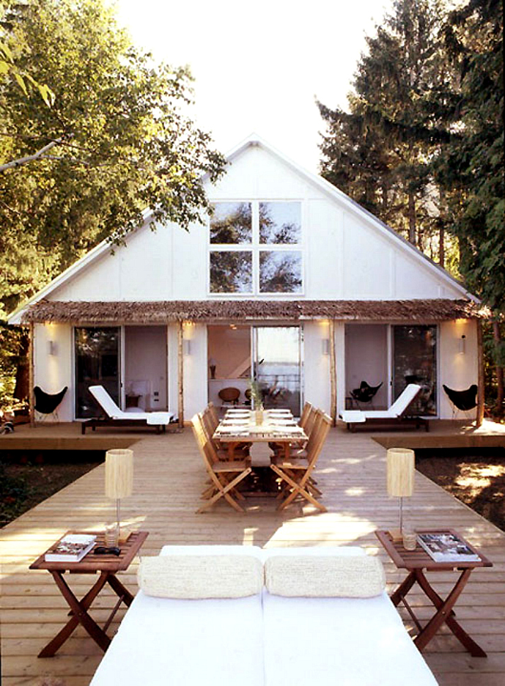Outdoor Living Inspiration | Love Daily Dose