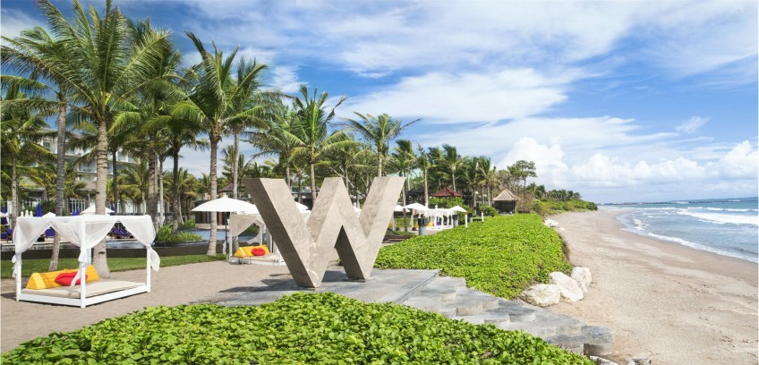 W Hotel Bali | The Daily Dose