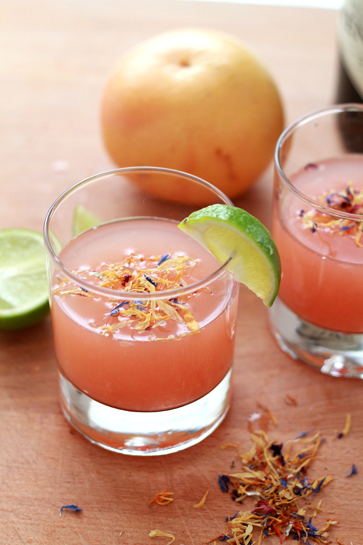 Indian Summer - Gin & Grapefruit Cocktail   The Daily Dose