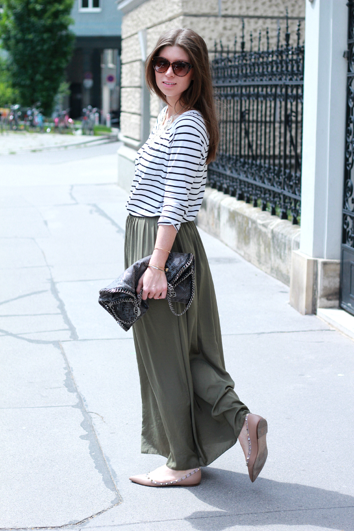 Maxi Skirts | The Daily Dose