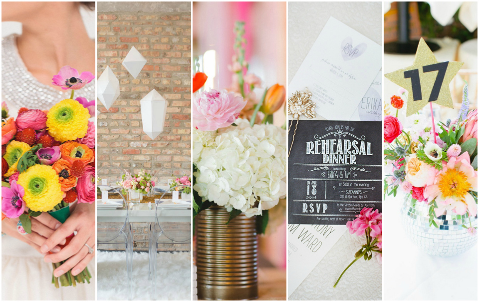 Best Wedding Blogs: 100 Layer Cake | The Daily Dose