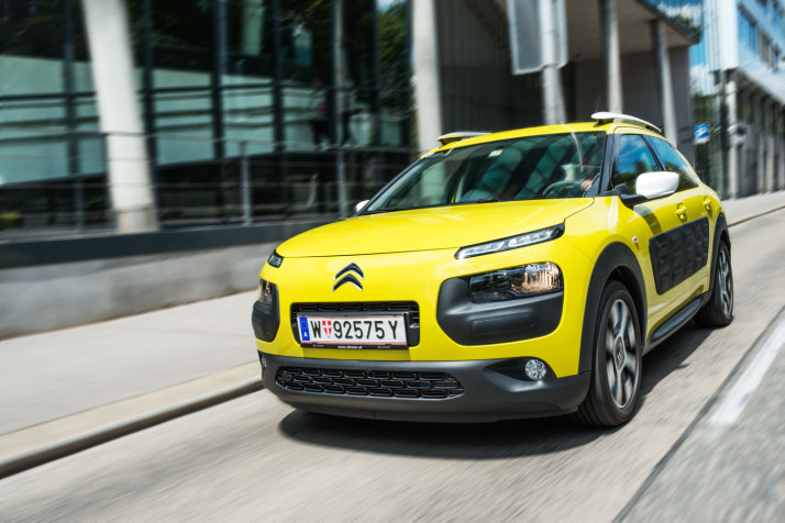 Vice x Citroen City Susurrus: Cactus C4 | Love Daily Dose