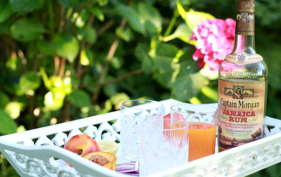 Bubbly Friday: Spiked Ice Tea