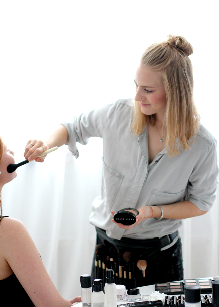 Job Report: Anna Posch, Make-Up Artist Wien | Love Daily Dose