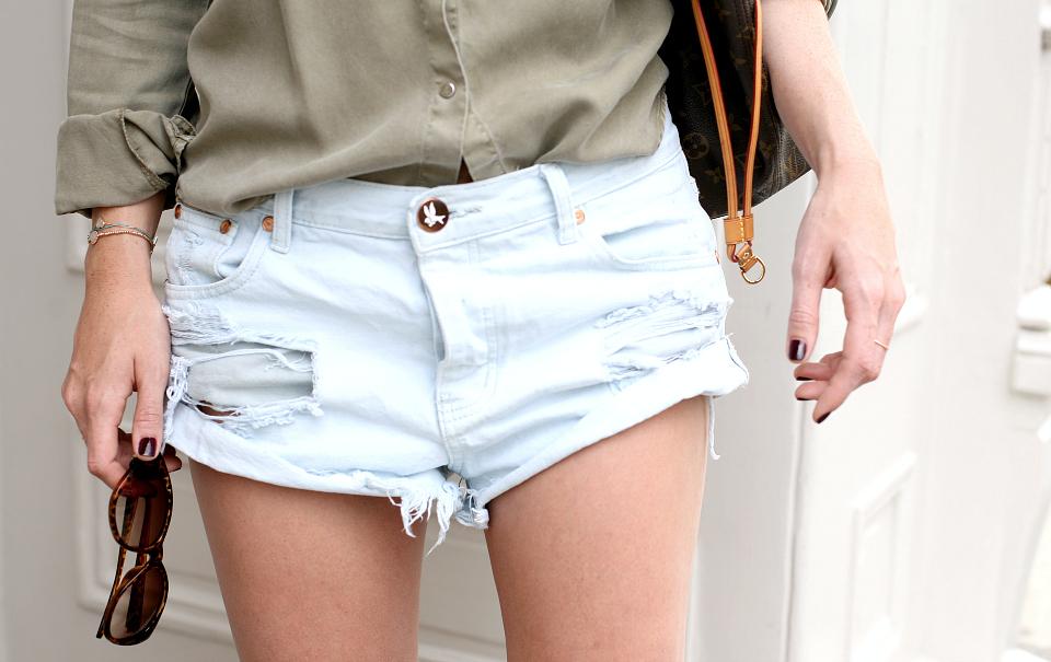 Editor's Pick: Denim Shorts