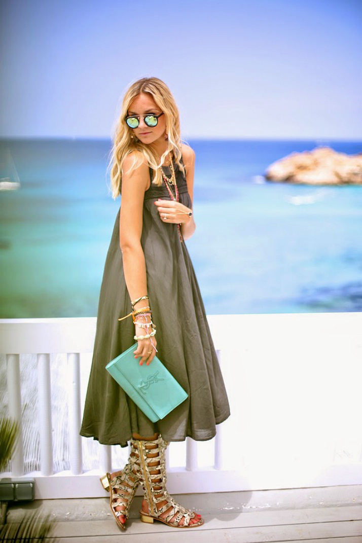 Steal Her Style: Summer Chic - Nina En Vogue Coop | Love Daily Dose