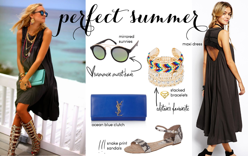 Steal Her Style: Summer Chic