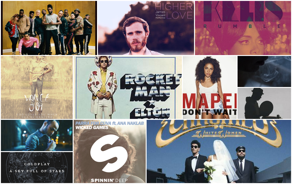 Playlist: Late Summer Tunes
