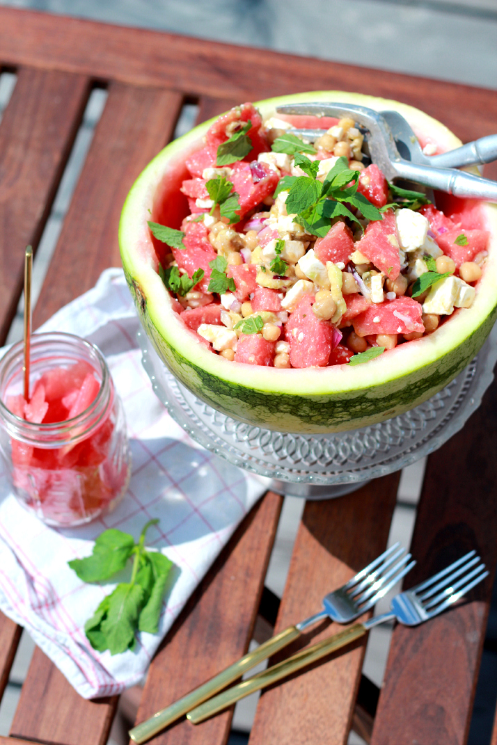 Watermelon Salad | The Daily Dose