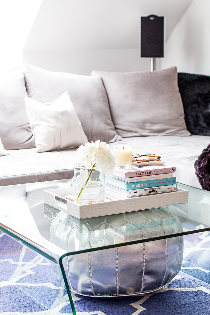 coffee table styling 5 key elements the daily dose. Black Bedroom Furniture Sets. Home Design Ideas