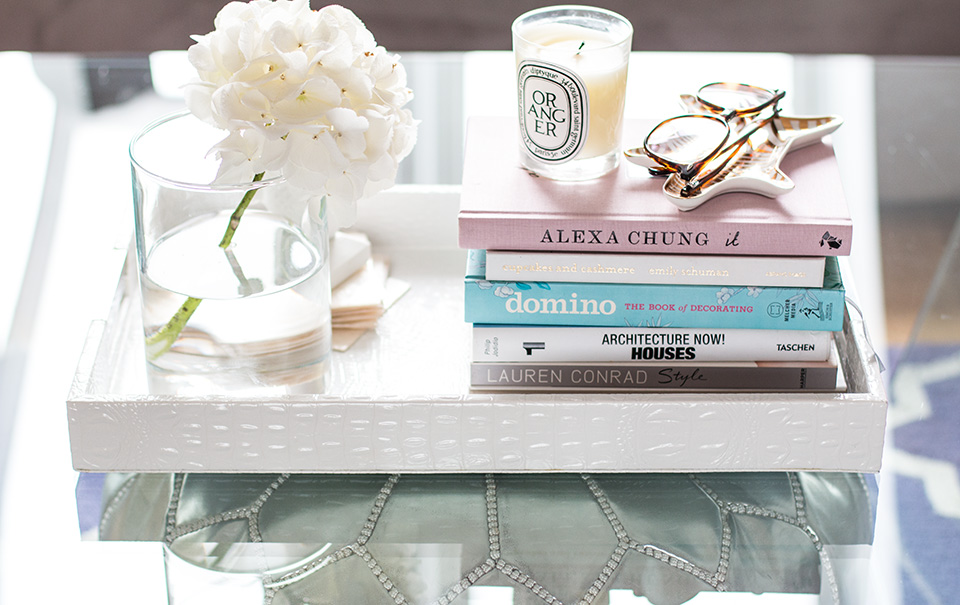 Coffee Table Styling: 5 Key Elements