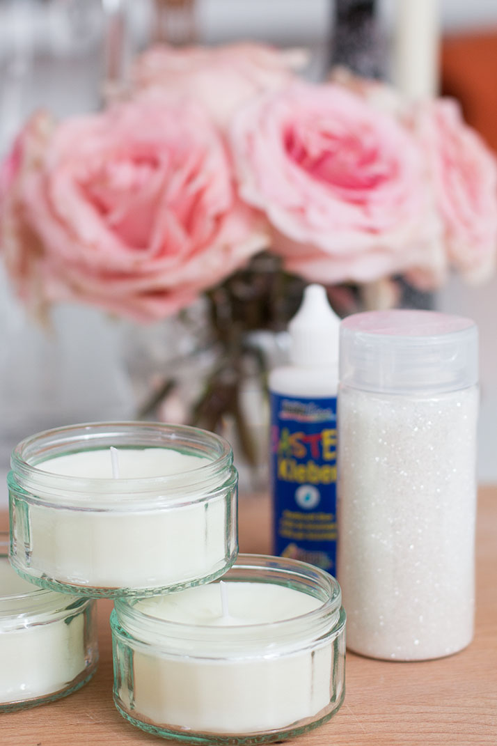 DIY: Coconut Scented Candles | The Daily Dose