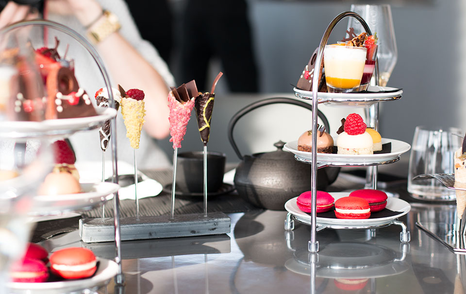 Out & About: Afternoon Tea At Sofitel