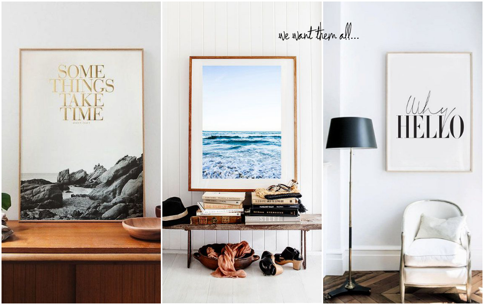 Etsy Picks Of The Week: Gallery Wall – Reloaded