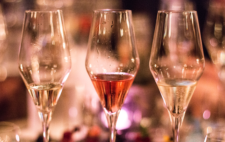 Bubbly Friday: Champagne Tasting