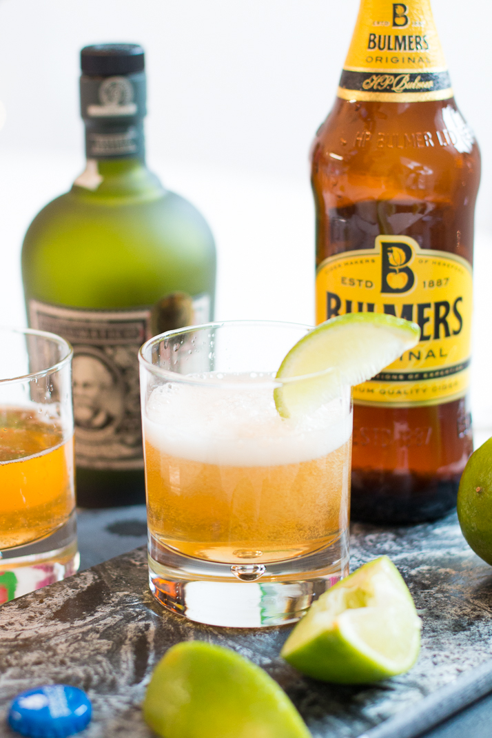 Bubbly Friday: Dark & Stormy | The Daily Dose