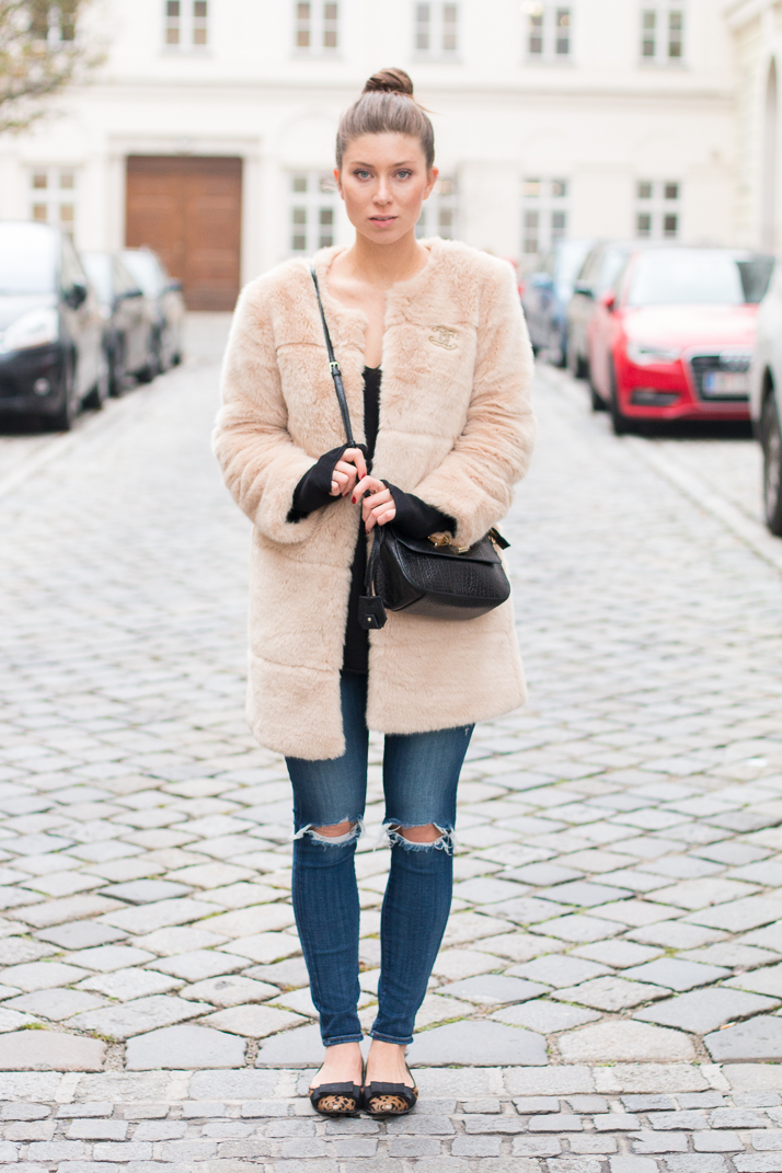 Fluffy Jackets | The Daily Dose
