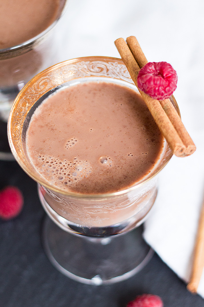 Recipe: Vegan Hot Chocolate | Love Daily Dose