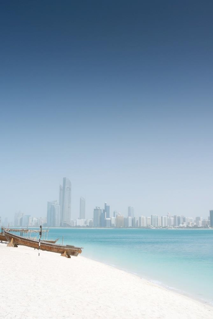 Warm Winter Destinations: Abu Dhabi | The Daily Dose
