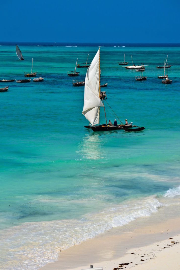 Warm Winter Destinations: Zanzibar | The Daily Dose