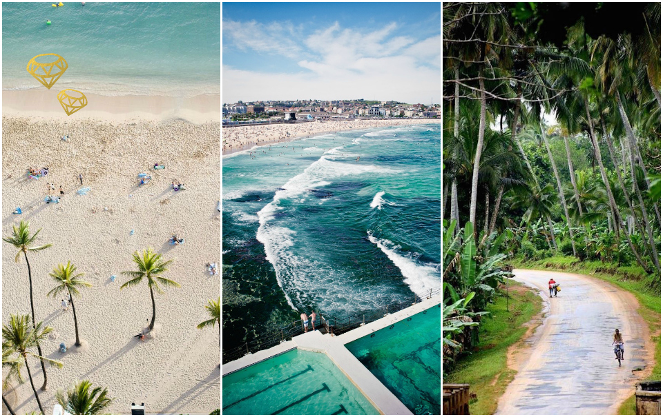 Inspire: 5 Destinations For Winter Traveling