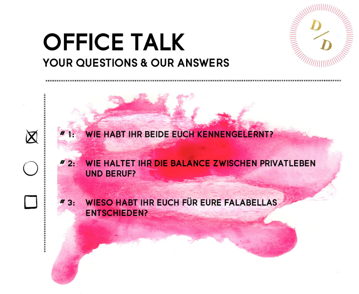 Office Talk | The Daily Dose
