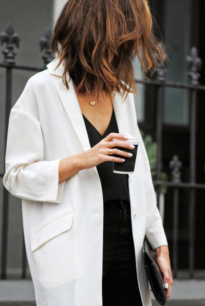 Steal Her Style: Long Coat | Love Daily Dose