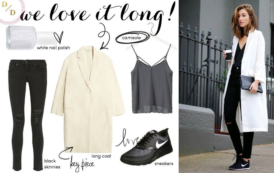 Steal Her Style: Long Coat
