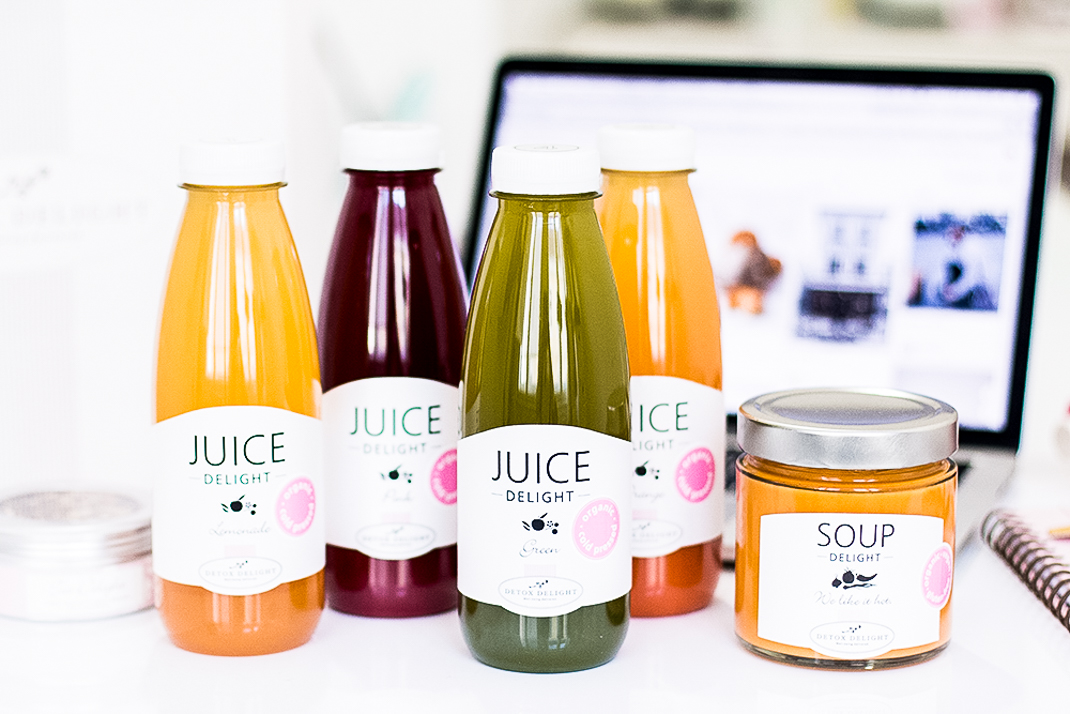 Our Detox Delight Review + Video Diary