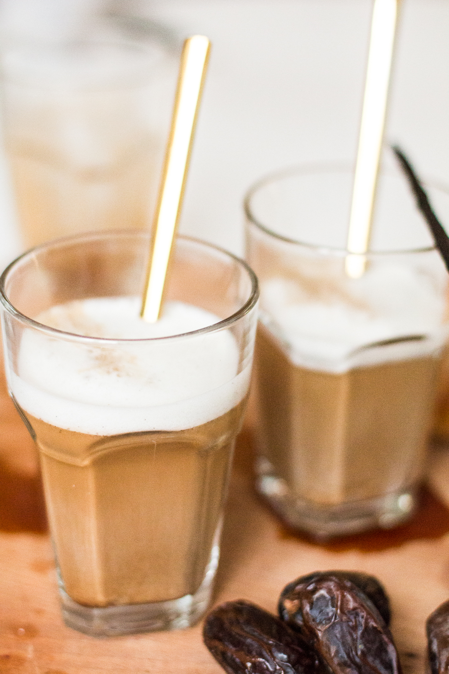 Medjool Date Latte | The Daily Dose
