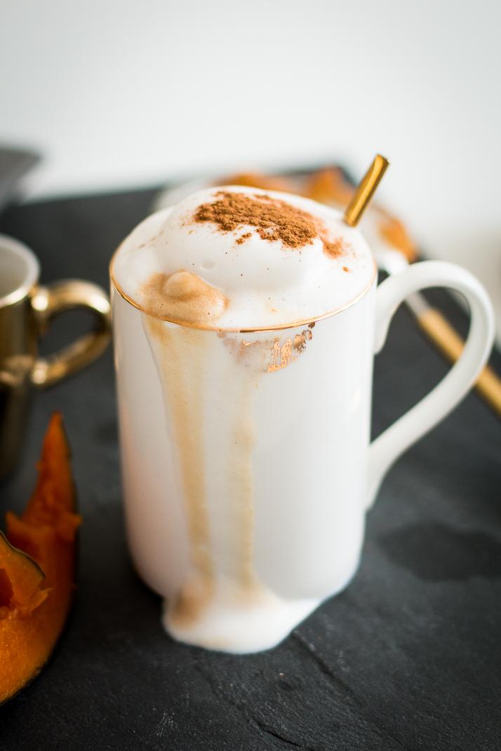 Homemade Pumpkin Spice Latte Recipe | Love Daily Dose