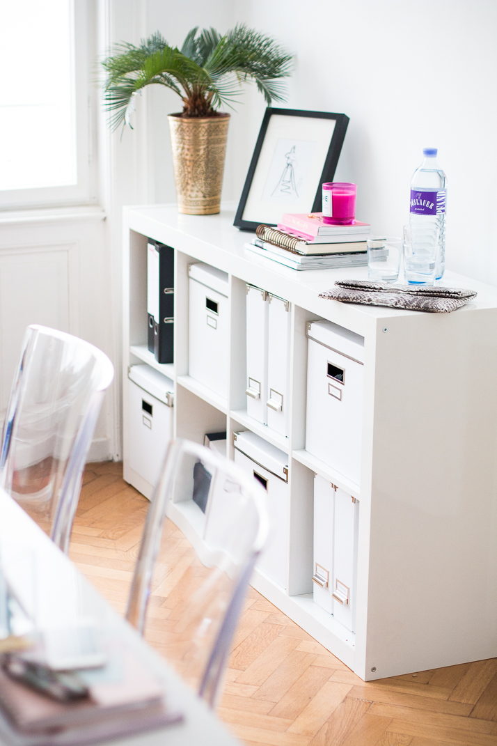 Office Update: Chairs & Shelves | Love Daily Dose