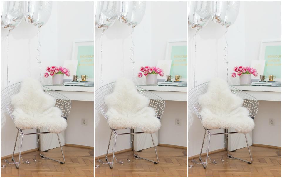 Office Update: Diamond Chair