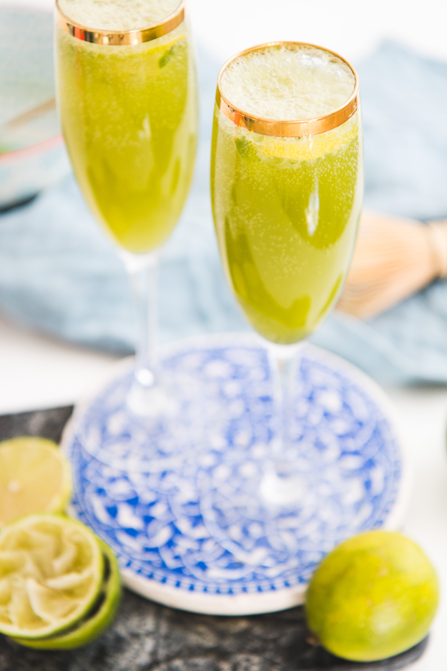 Matcharinha Nonalcoholic Drink with Matcha Green Tea | Love Daily Dose