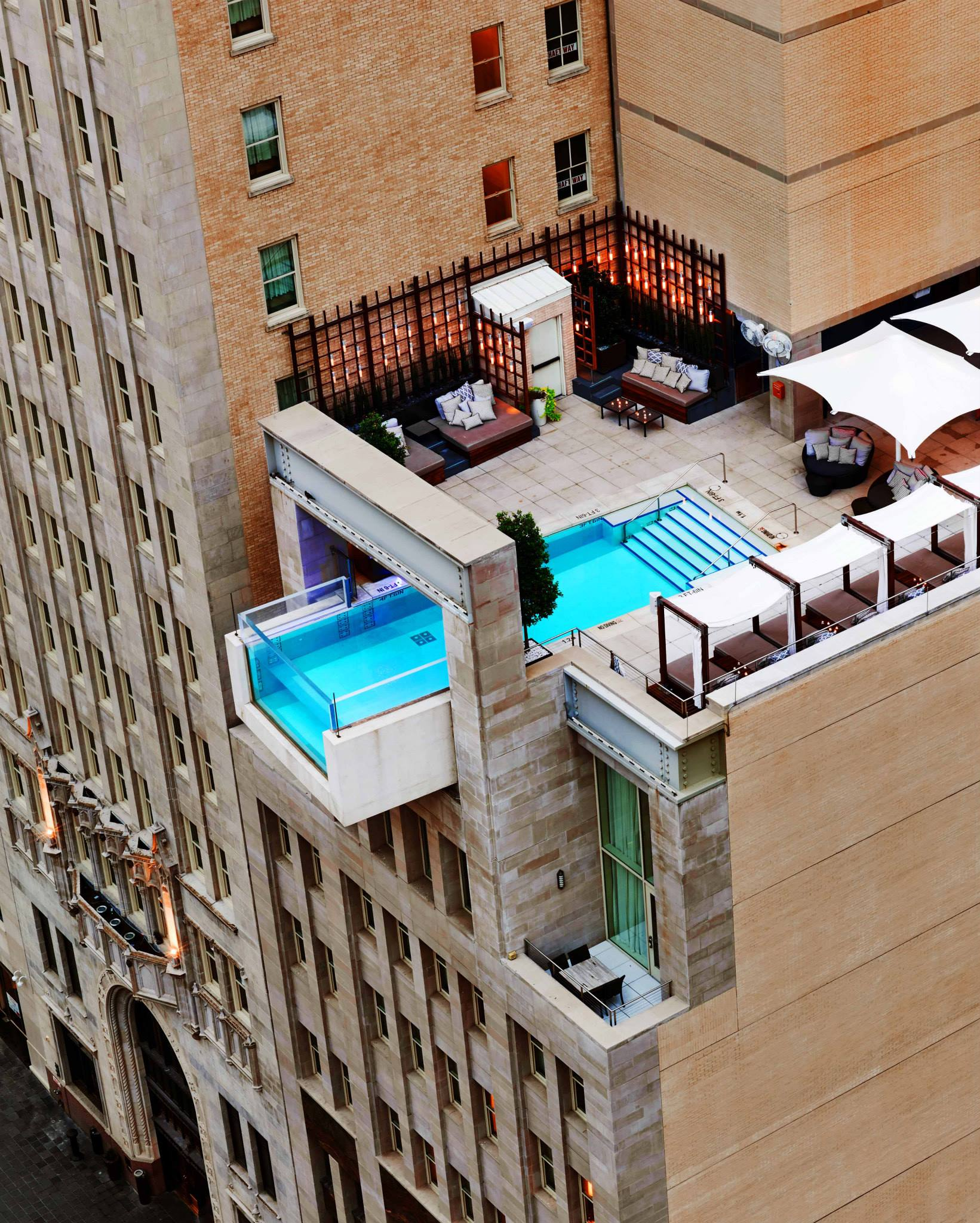 5 Hotels Dallas: The Joule | Love Daily Dose