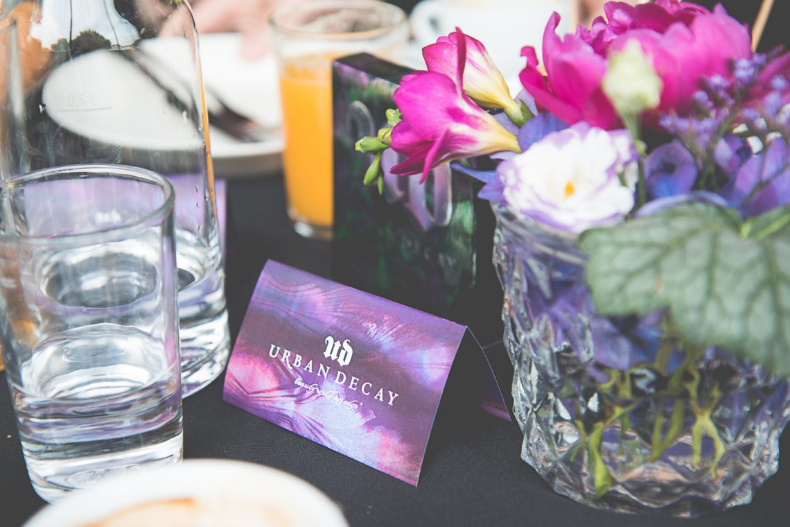 Out & About: Urban Decay Brunch