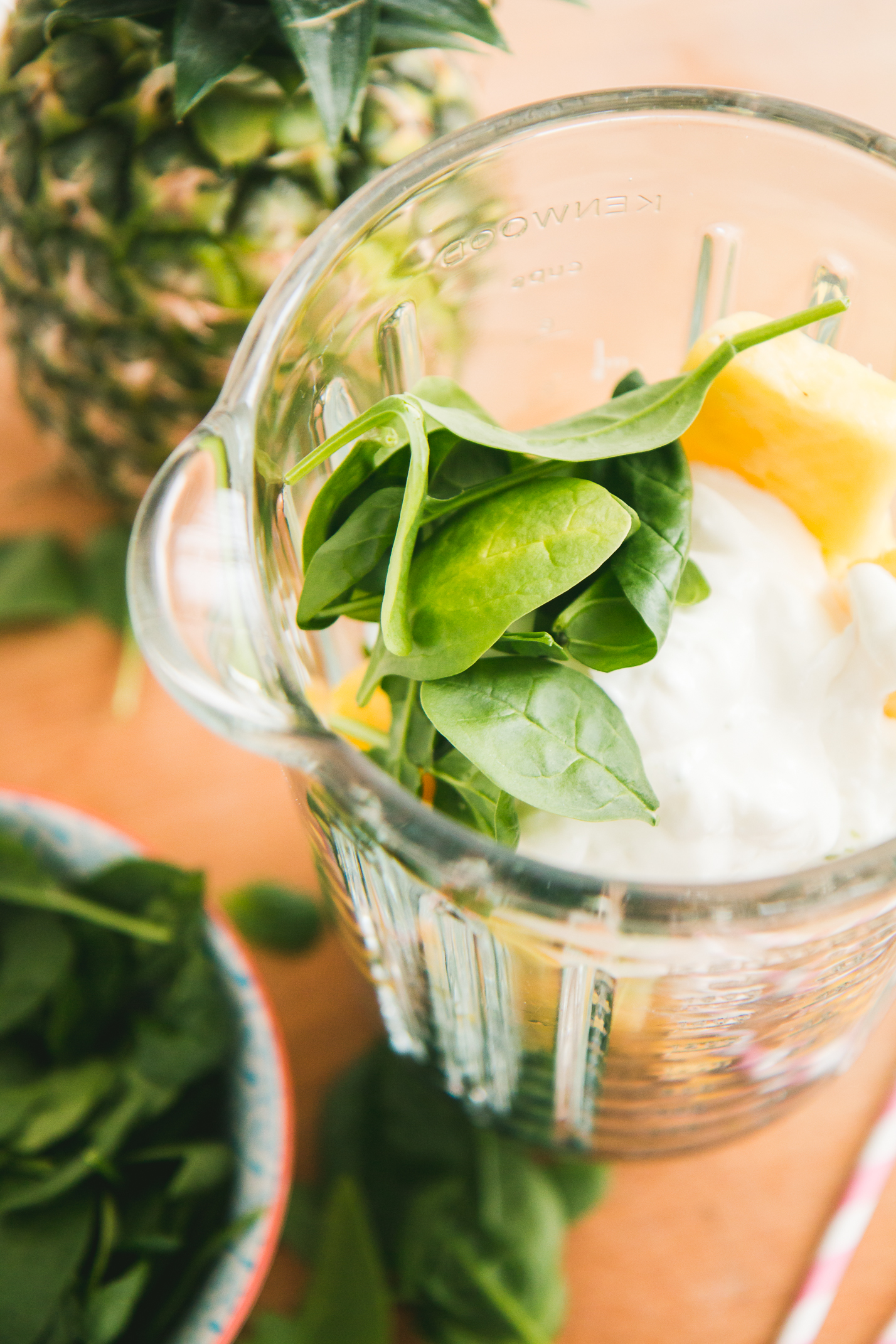 Freshii Green Smoothie | Love Daily Dose