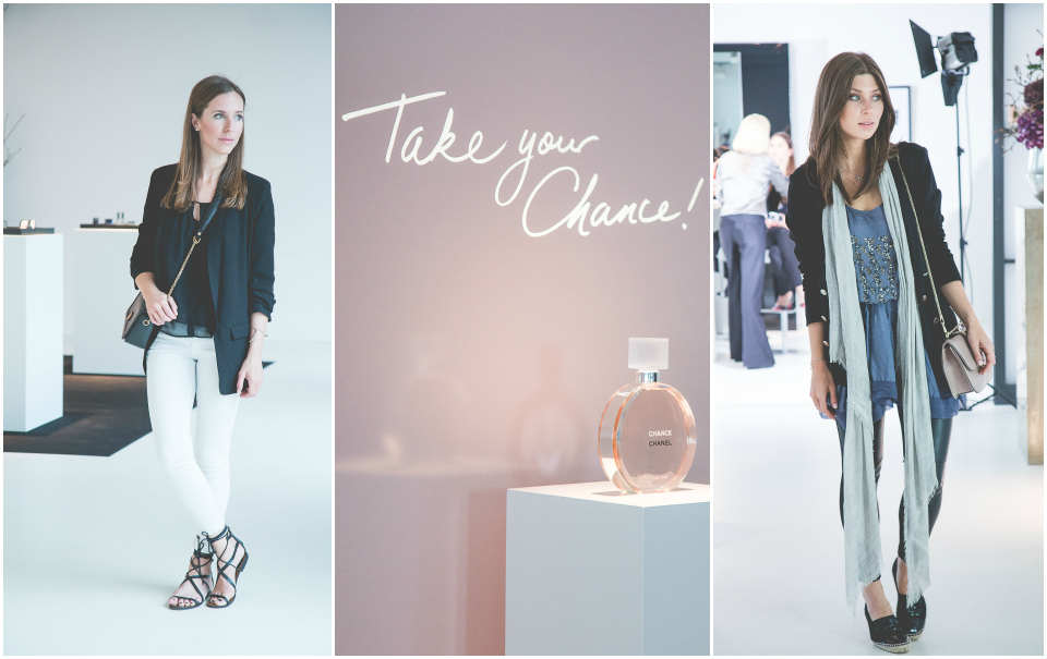 Out & About: Hamburg With Chanel