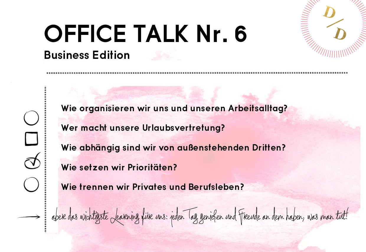 Office Talk: Business Edition | The Daily Dose