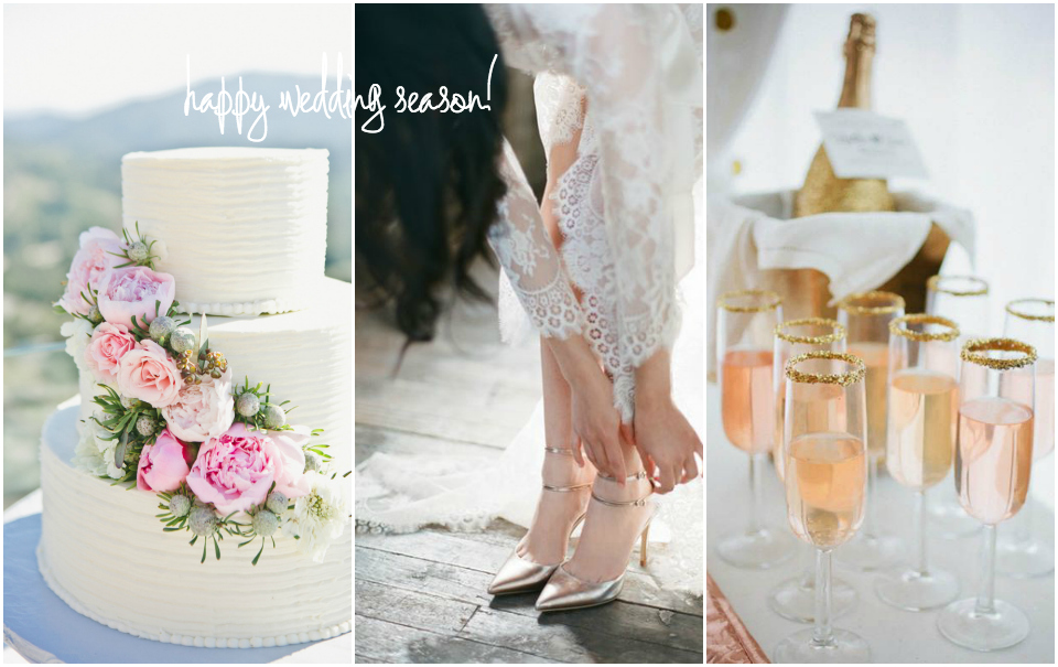 Steals & Finds: Wedding Season
