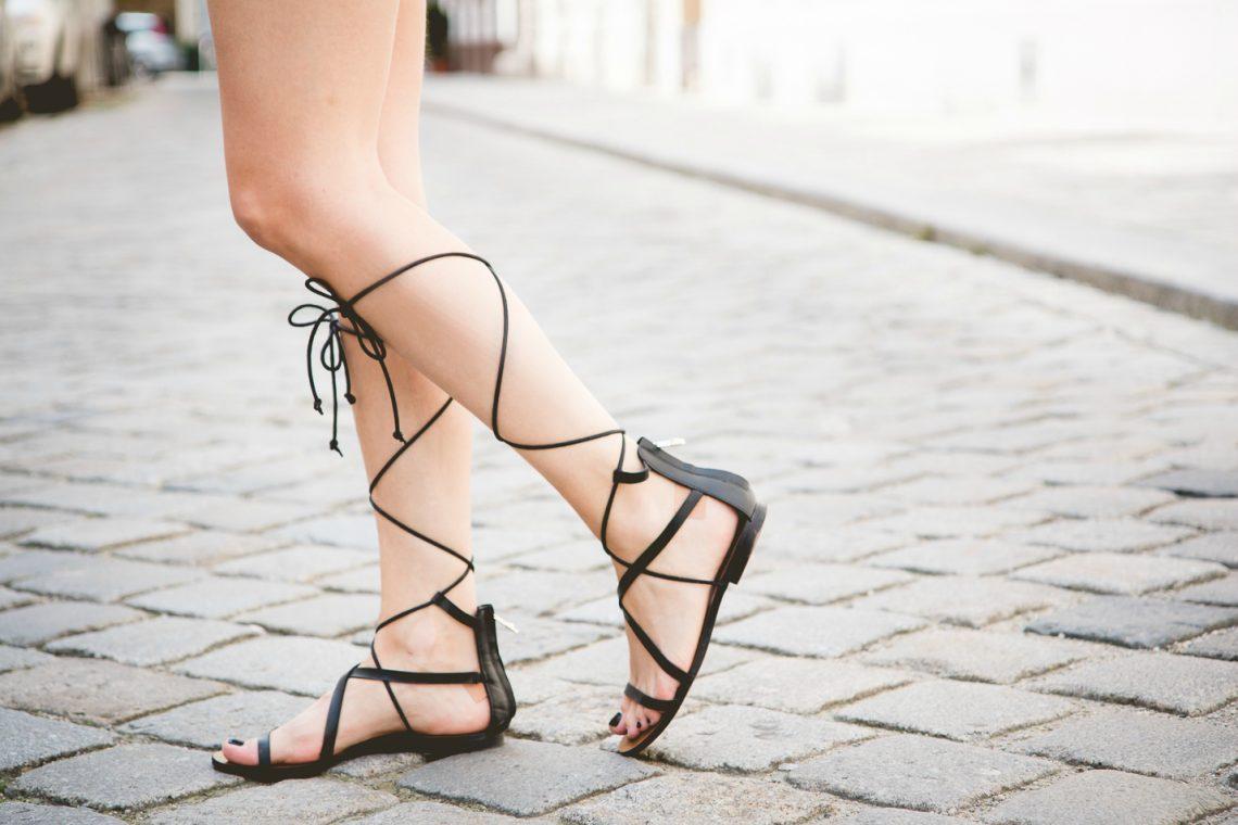 Editor's Pick: Gladiator Sandals