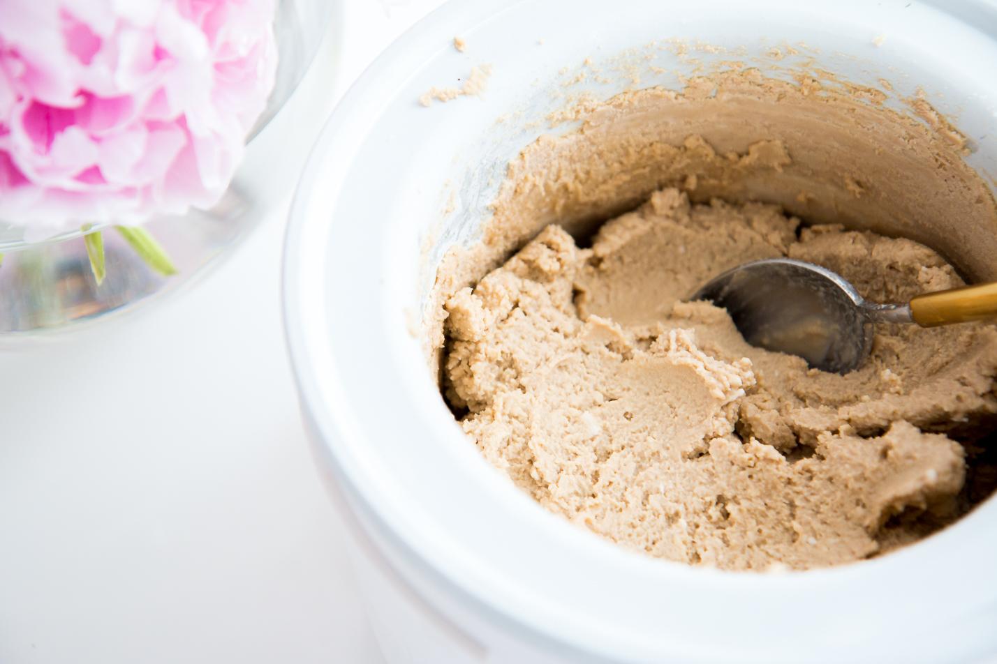 Homemade Coconut-Coffee Ice Cream Recipe | Love Daily Dose