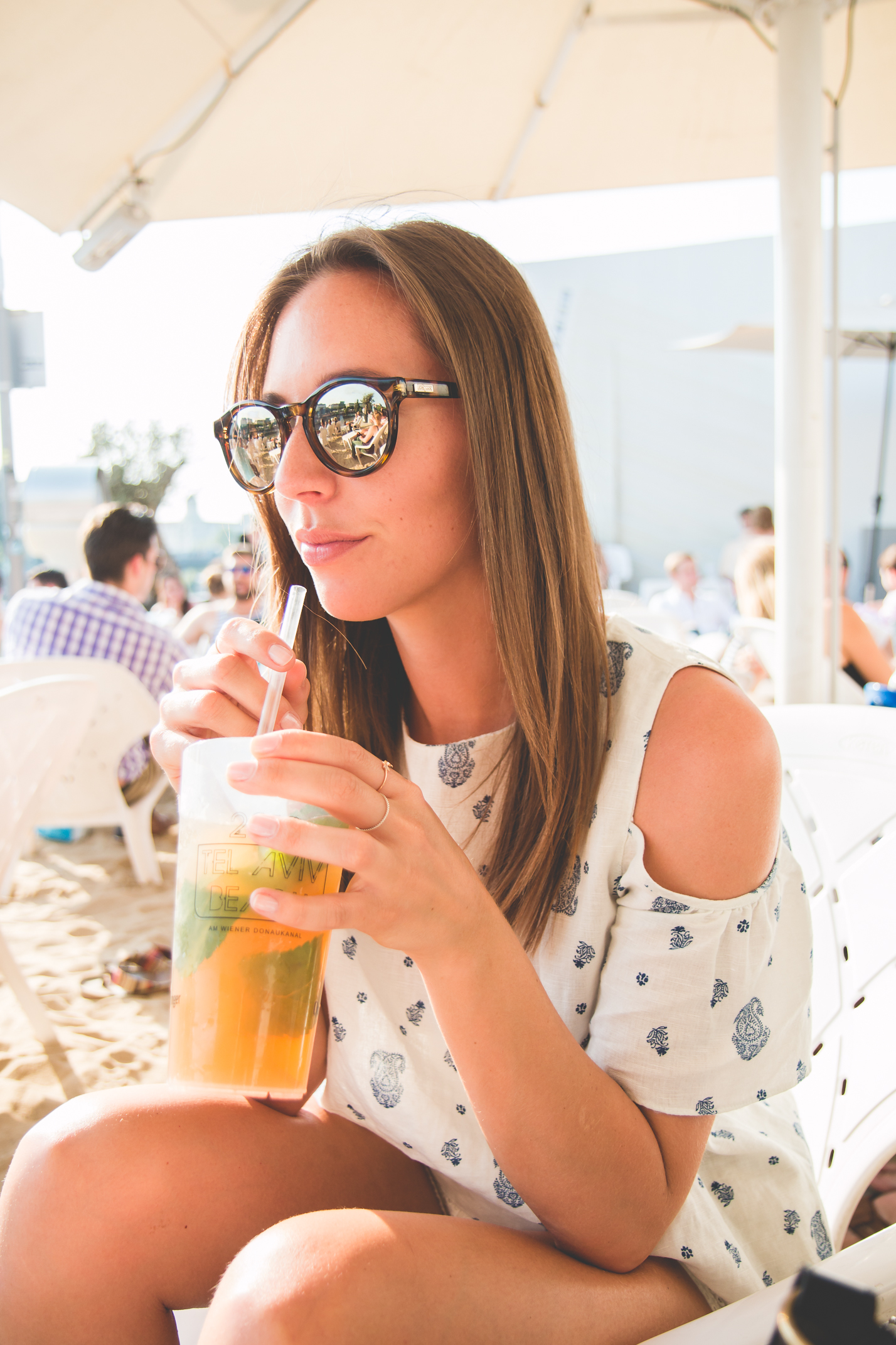Vienna Picks: Tel Aviv Beach | Love Daily Dose
