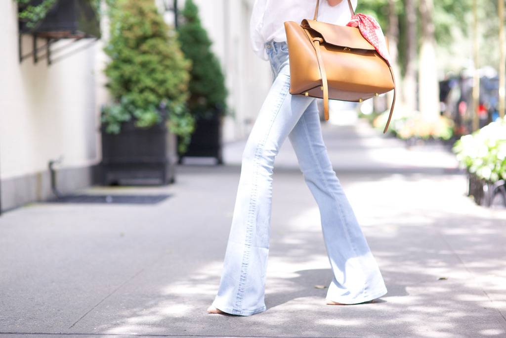 Flared Jeans by Something Navy | The Daily Dose
